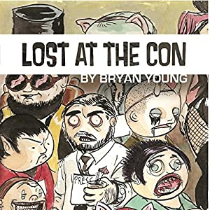 Lost at the Con Audiobook