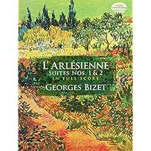 L'Arlésienne Suites Nos. 1 & 2 Full Score