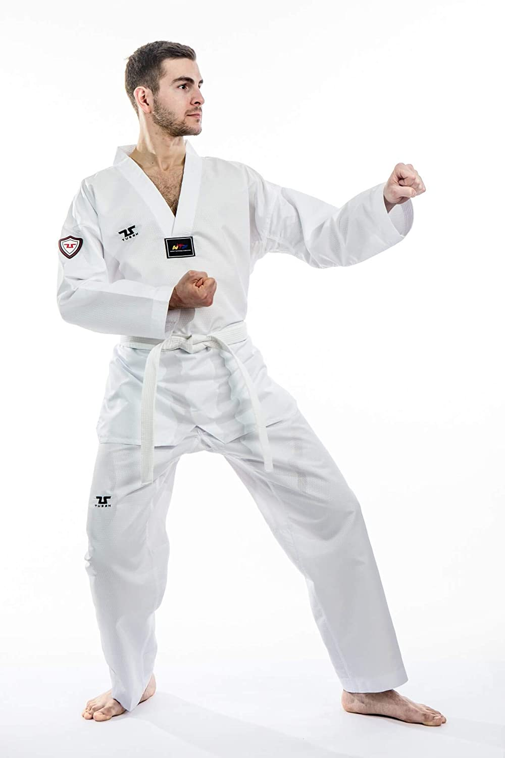 Tusah Taekwondo Anzug EZ-Fit Fighter