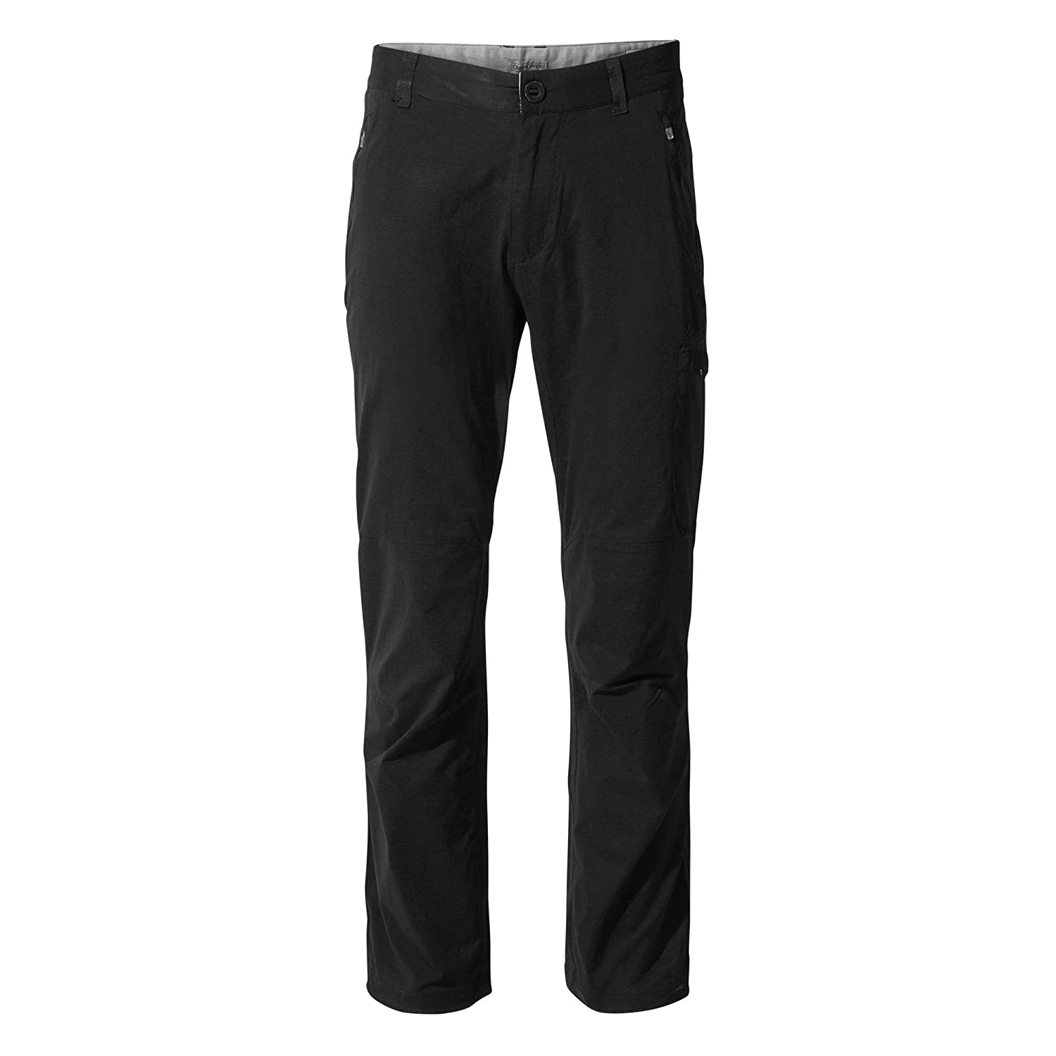 schwarz 42 Long Leg Craghoppers NosiLife Pro II Trousers Men - Regular - Reisehose