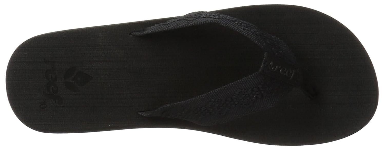 Reef SANDY Damen Zehentrenner (schwarz/schwarz Schwarz (schwarz/schwarz Zehentrenner Bk2) 653cee
