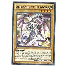 Yu-Gi-Oh! - Alexandrite Dragon (SDBE-EN003) - Structure Deck: Saga of Blue-Eyes White Dragon - 1st Edition - Common