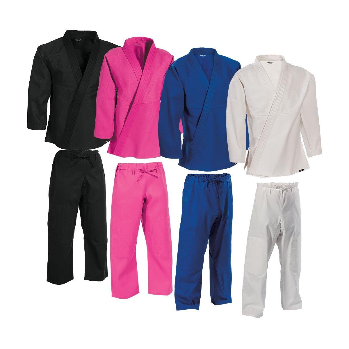 世紀®ブラジルフィットjiu-jitsu Uniform ブラック A2