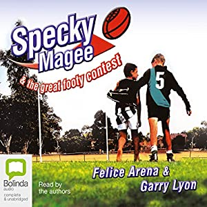 Specky Magee & The Great Footy Contest Audiobook