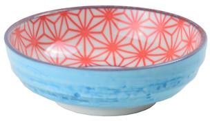 Tokyo Design Studio Starwave Dipping Dish - Red at Amara