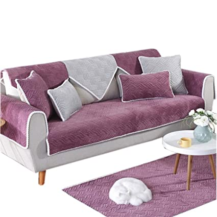 Fantastic Amazon Com Super Soft Quilted Sofa Furniture Protector Pdpeps Interior Chair Design Pdpepsorg