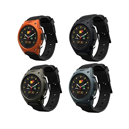 tradeshoptraesio® - Smartwatch mifree Q8 reloj pulsera Fitness ...