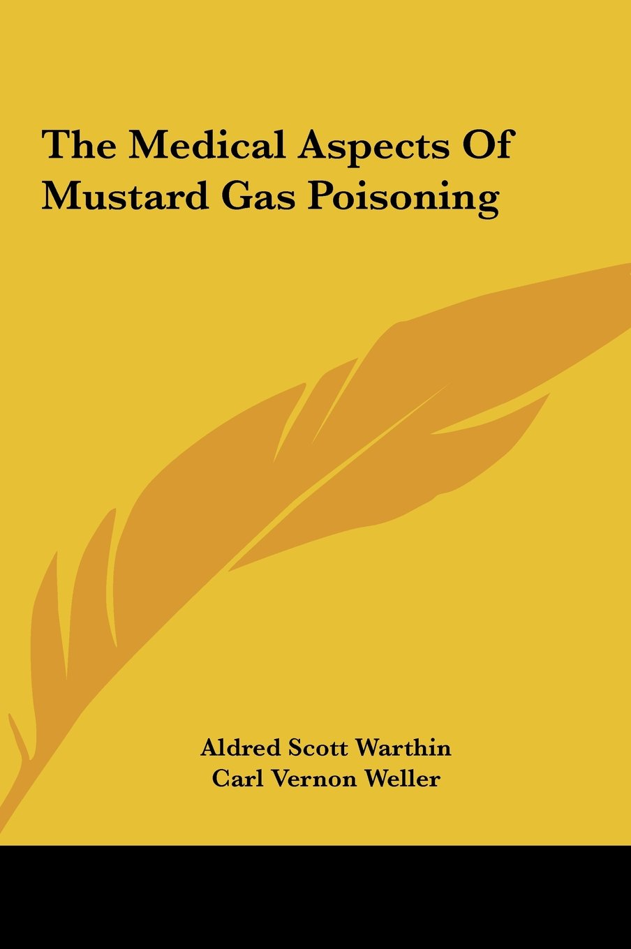 The Medical Aspects Of Mustard Gas Poisoning pdf