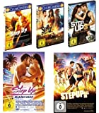 Step up Teil 1+2+3+4+5 im Set - Deutsche Originalware [5 DVDs]