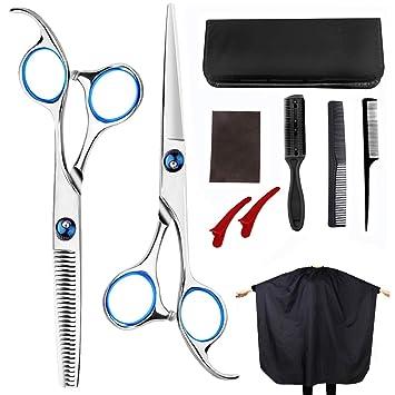 Haircut Thinning Scissor 6.7 Inch Hairdressing Barber Hair Cutting Shears