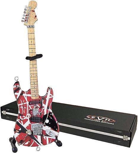Guitarra en miniatura EVH evh001 Frankenstein mini guitarra ...