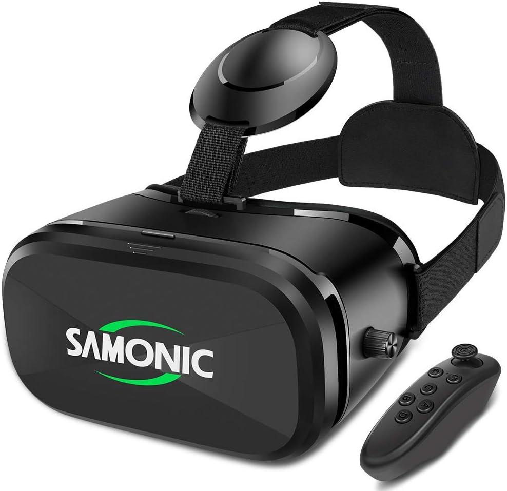 SAMONIC スマートグラス 3D VRゴーグル