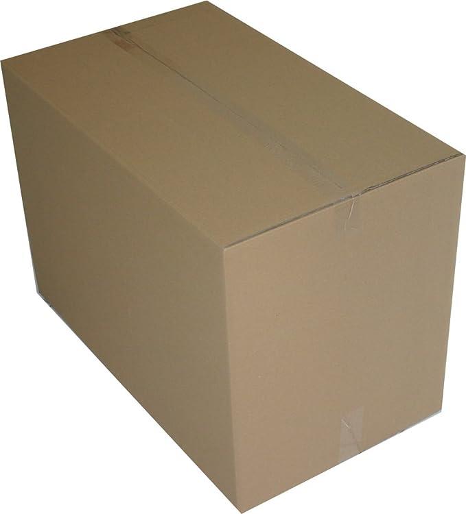 1200x400x400 Kiste Box Karton 120x40x40 Umzugskarton Box 3 St.