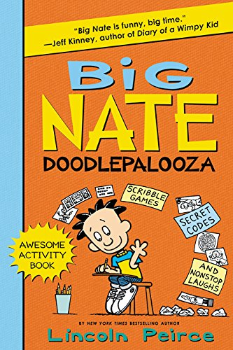 Big Nate Doodlepalooza (Big Nate Activity Book) ()