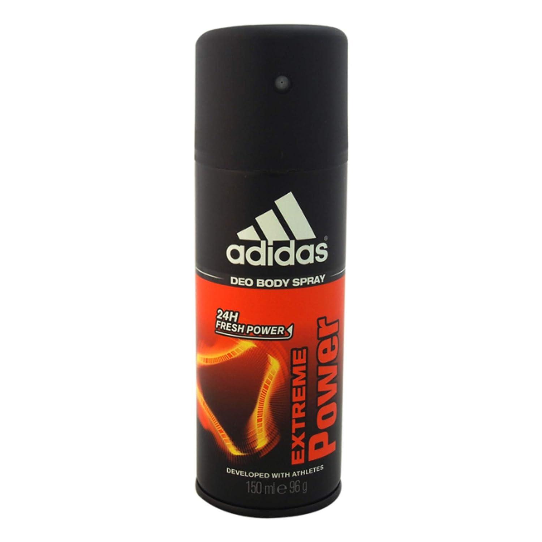 8dec83255f6db Adidas Extreme Power Deodorant Spray for Men, Fresh, 5 Ounce
