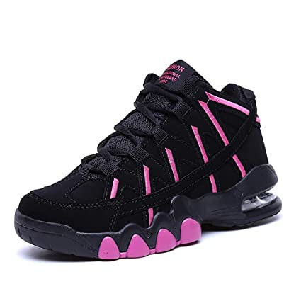 ae0fab7bbf25 Hy Lovers Casual Shoes Pu Spring Fall High-top Basketball Shoes Jogging  Fitness