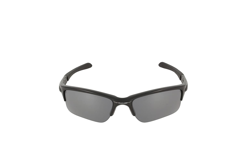 20380b271fe Amazon.com  Oakley Quarter Jacket Sunglasses Matte Black Prizm  Clothing