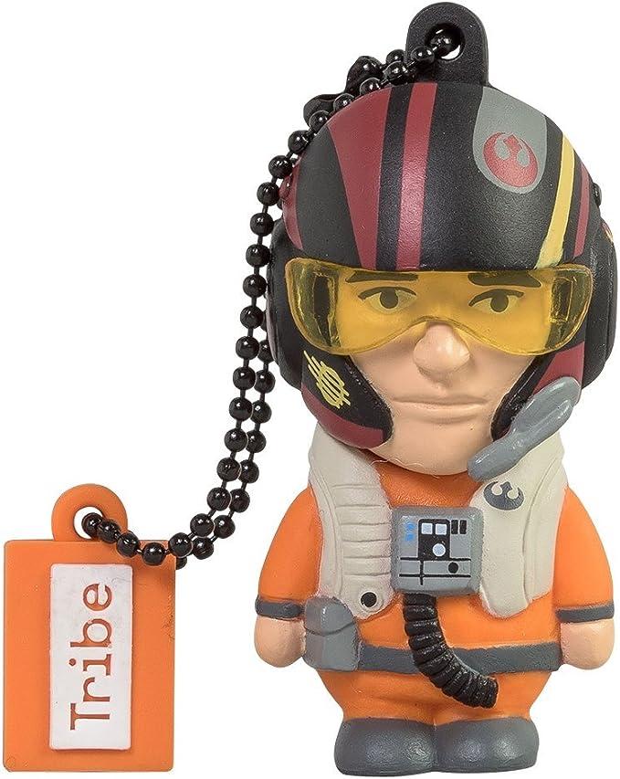 Llave USB 16 GB Poe - Memoria Flash Drive 2.0 Original Star Wars ...