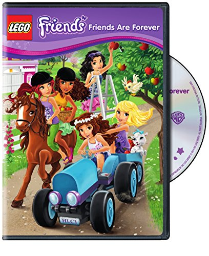 Warner Manufacturing LEGO Friends: Friends Are Forever (DVD) image