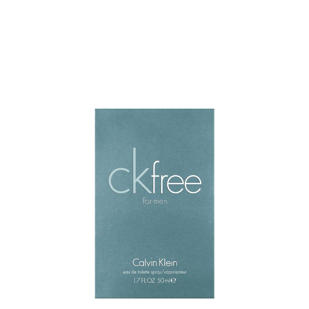 Calvin Klein Ck Free Eau de Toilette Vaporizador 50 ml: Amazon.es: Belleza
