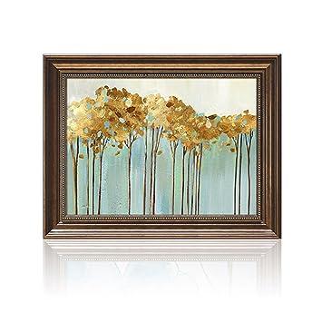 Amazon|電気メーターボックス装飾絵画リビングルーム油圧塗装