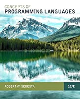 Concepts of Programming Languages, 12th Edition Front Cover