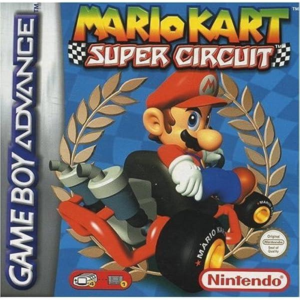 Mariokart Super Circuit: Amazon.es: Videojuegos