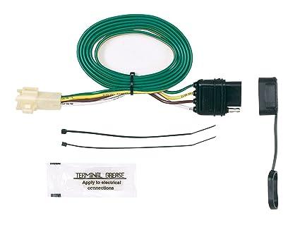 amazon com hopkins 41825 plug in simple vehicle to trailer wiring rh amazon com