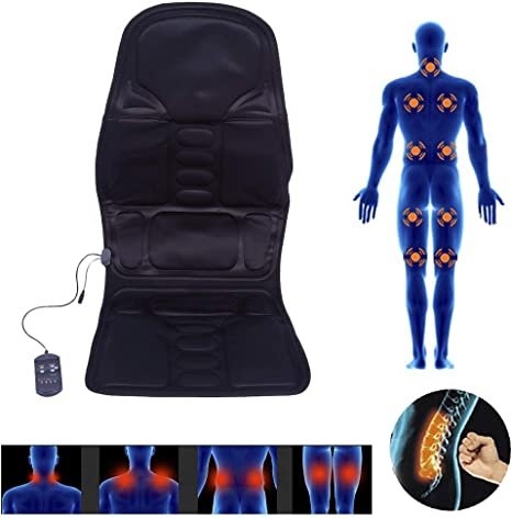 Cuscini Per Shiatsu.Cuscino Per Massaggio Con 5 Zone Per Il Massaggio Cuscino Per