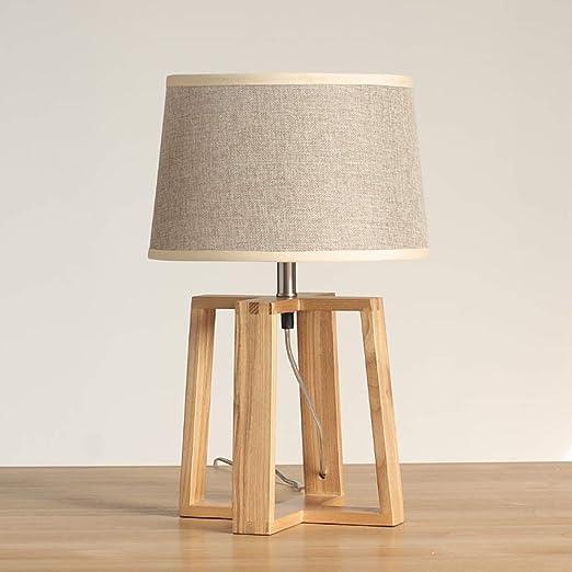 SCFUK lampara escritorio, lámpara de cabecera del dormitorio ...