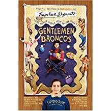 Gentlemen Broncos Michael Angarano as Benjamin and Jemaine Clement as Chevalier Movie Poster 8 x 10 inch photo
