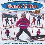 HAND-Z-BAR Kids Downhill Ski Trainer to Learn Beginner Alpine Skiing