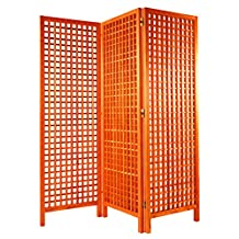 Danish Design, Solid Teak Wood Screen Room Divider finished with tung oil