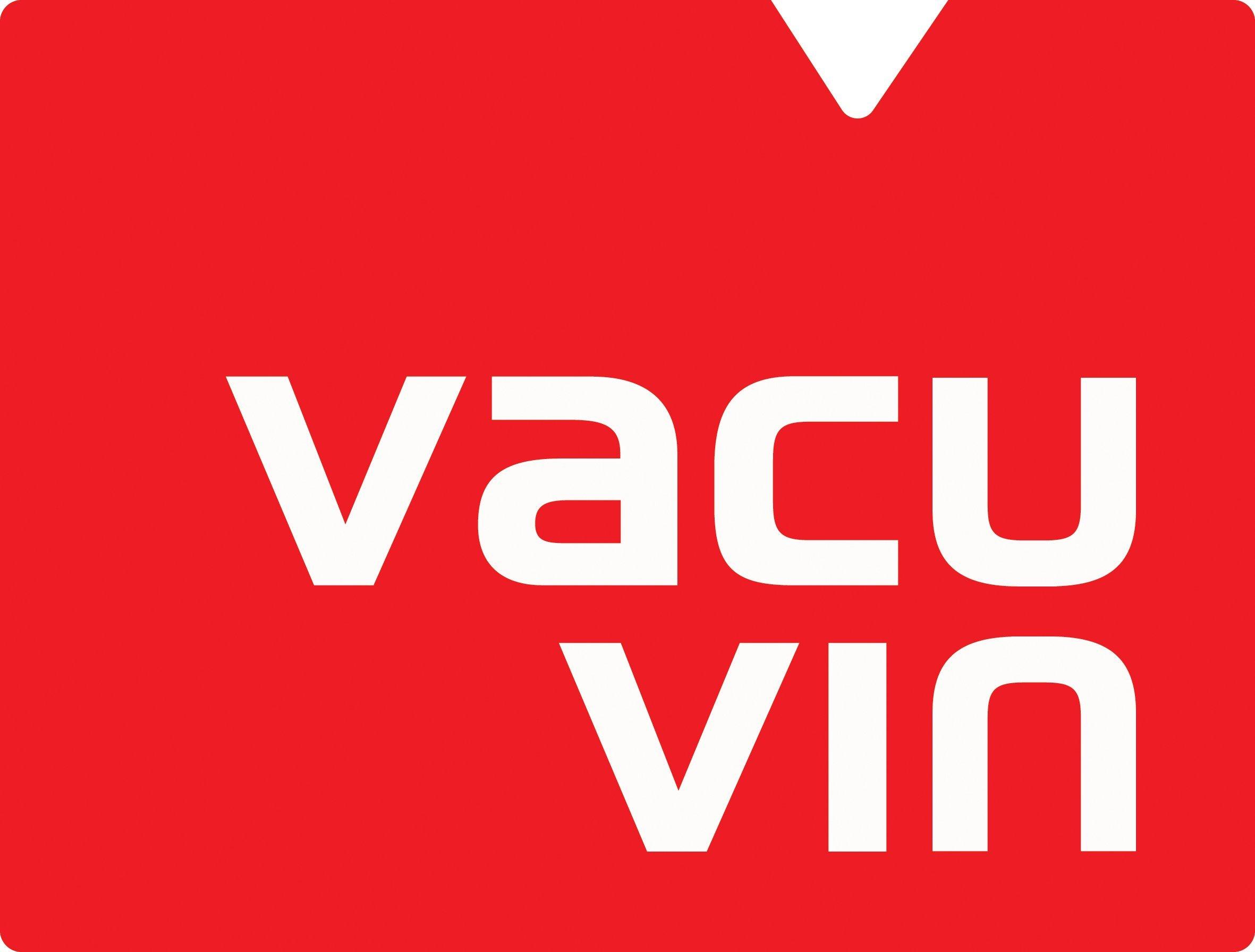 Vacu Vin Wine Bottle Coaster/Surface Protector - Stainless Steel