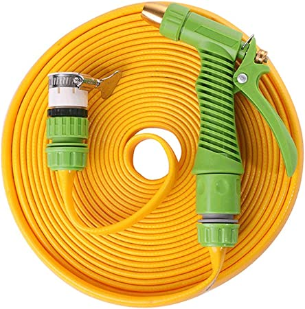 Tubo de Manguera de Agua de jardín Manguera Jardin Manguera Extensible Adecuado para Riego A Domicilio 10m/15m/30m/50m para el hogar, jardín, Patio y Limpieza de Autos (Size : 25M(82.0ft)): Amazon.es: Hogar