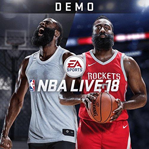 NBA Live 18 - PS4 [Digital Code]
