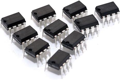 SMD IC NE555 NE 555 Texas Instruments Timer SOP8