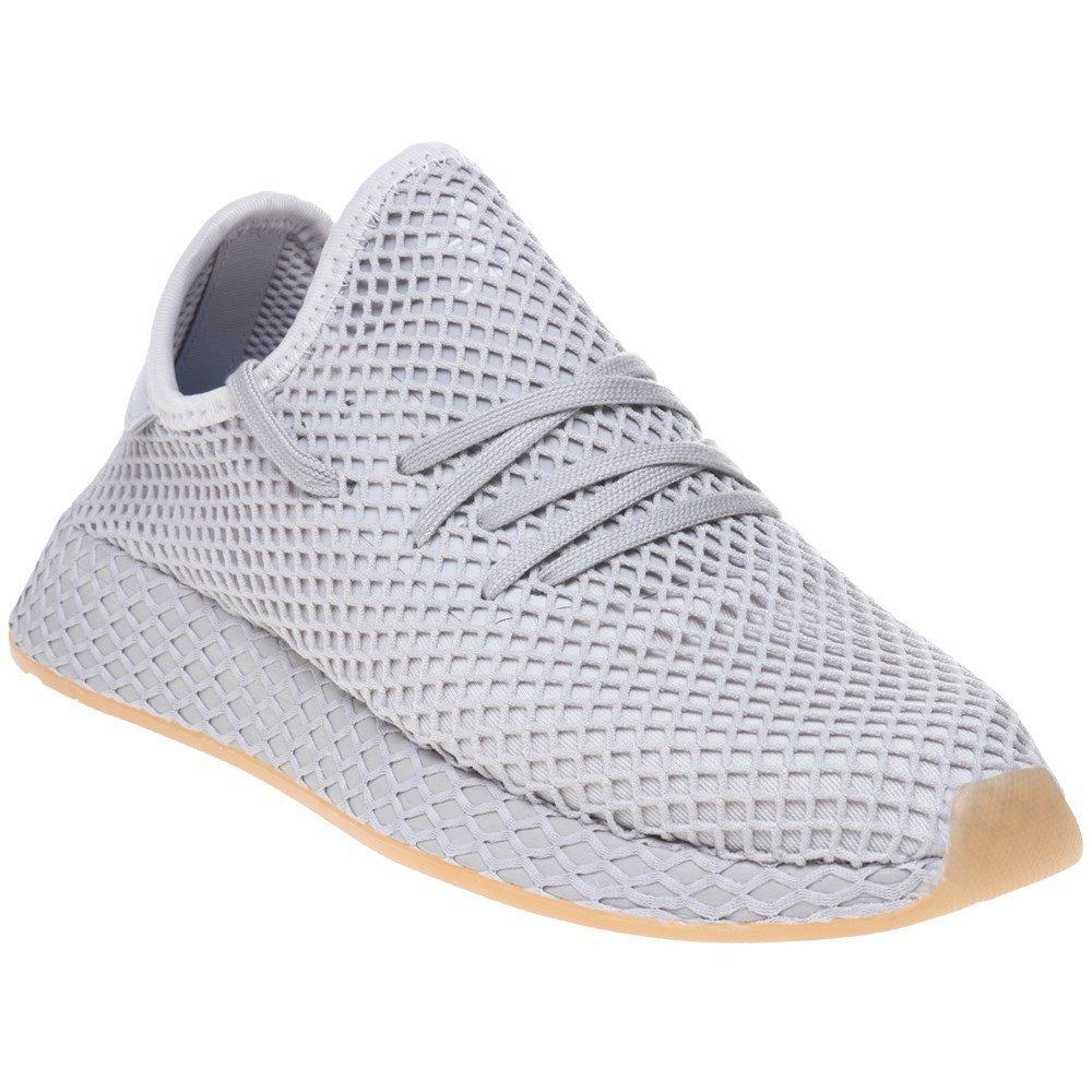 0356cb17d Galleon - Adidas Originals Deerupt Runner Shoes 10.5 B(M) US Women   9.5  D(M) US Grey Three F17 lgh Solid Grey Gum 1