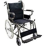 楽々健 折り畳み式車椅子 自走式 軽量