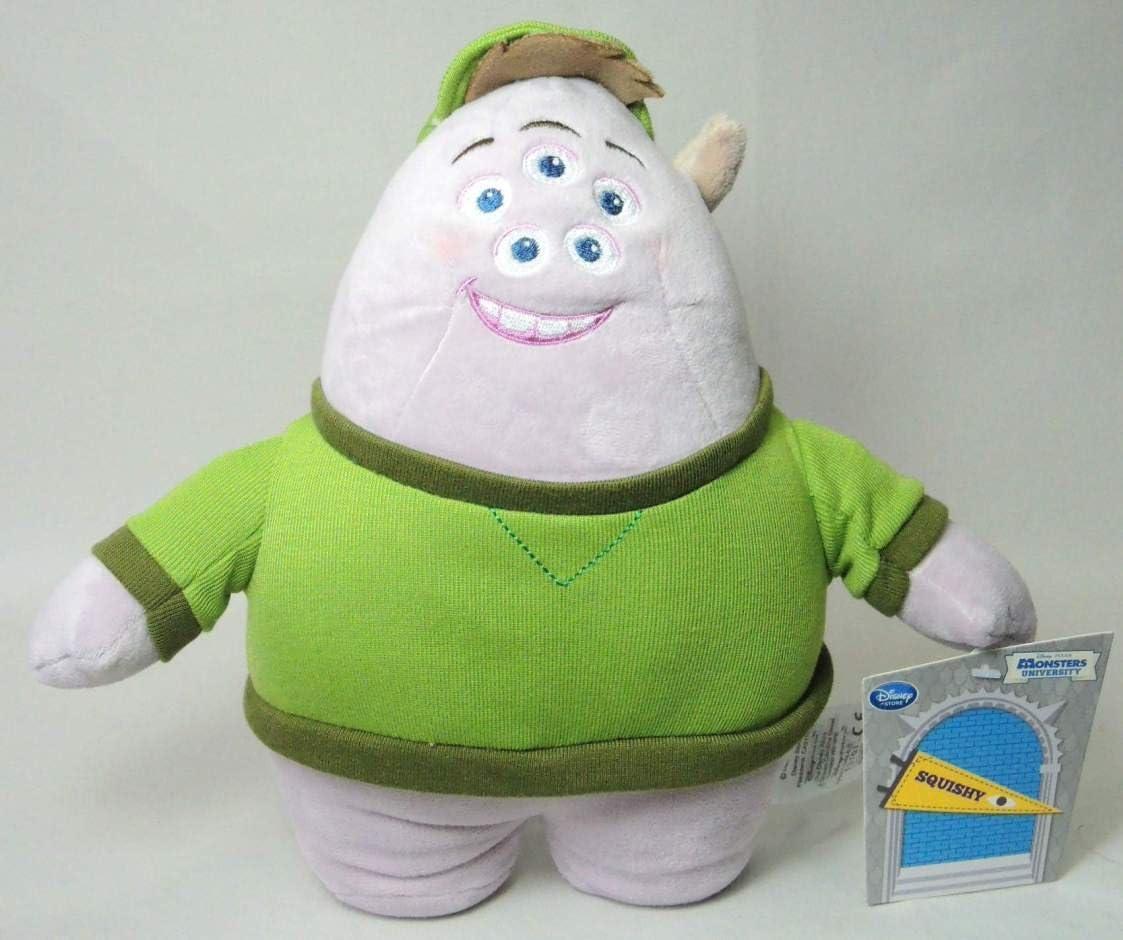 Amazon Com Disney Pixar Monsters University Exclusive 12 5 Inch Plush Figure Squishy Toys Games