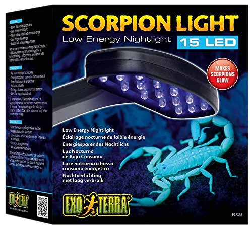 Exo Terra 15-LED Scorpion Light 2-watt