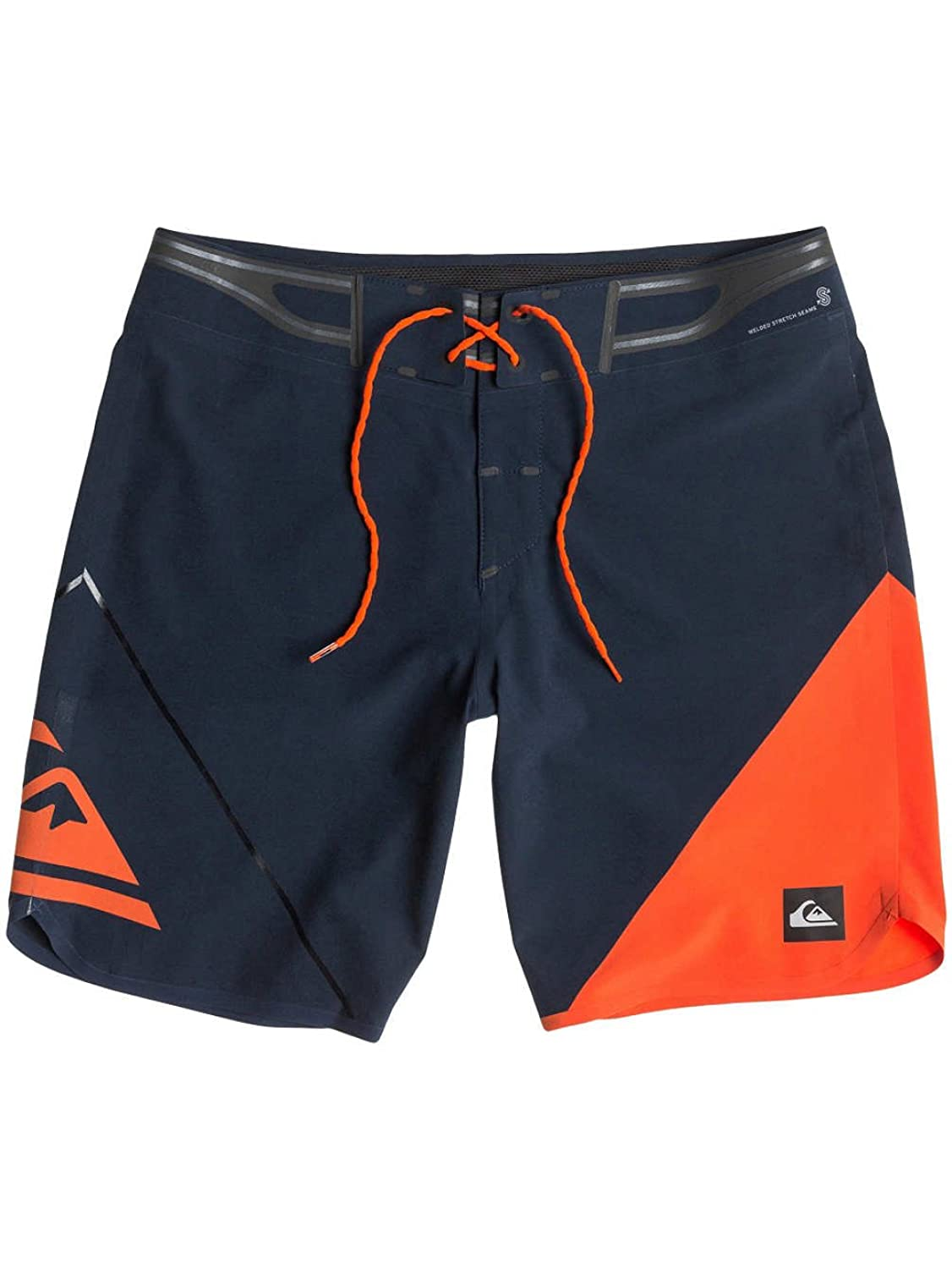 Boardshorts Men Quiksilver Ag47 New Wave Bonded Boardshorts