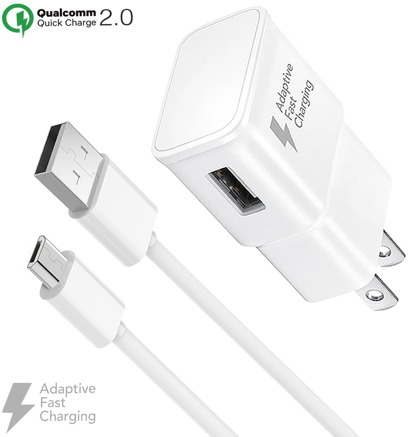 Ixir Adaptive Fast Charger Kit for Samsung Galaxy