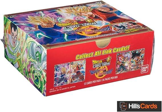Bandai BCLDBBO1046 Dragon Ball Super CG: Torneo Mundial de Artes Marciales temáticas: Amazon.es: Juguetes y juegos