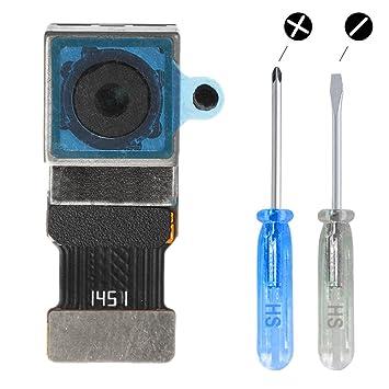 MMOBIEL Cámara Trasera de Reemplazo Compatible con Huawei P8 13 MP Autofocus Dual Tone Flash HDR CAM Incl. Herramientas