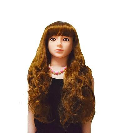 165 cm mujer halbfeste japonés muñeca hinchable Silicagel) de ...