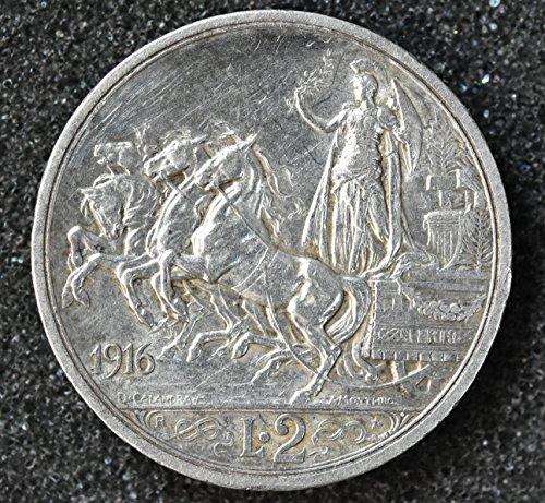 Italian Lire Coin - 8