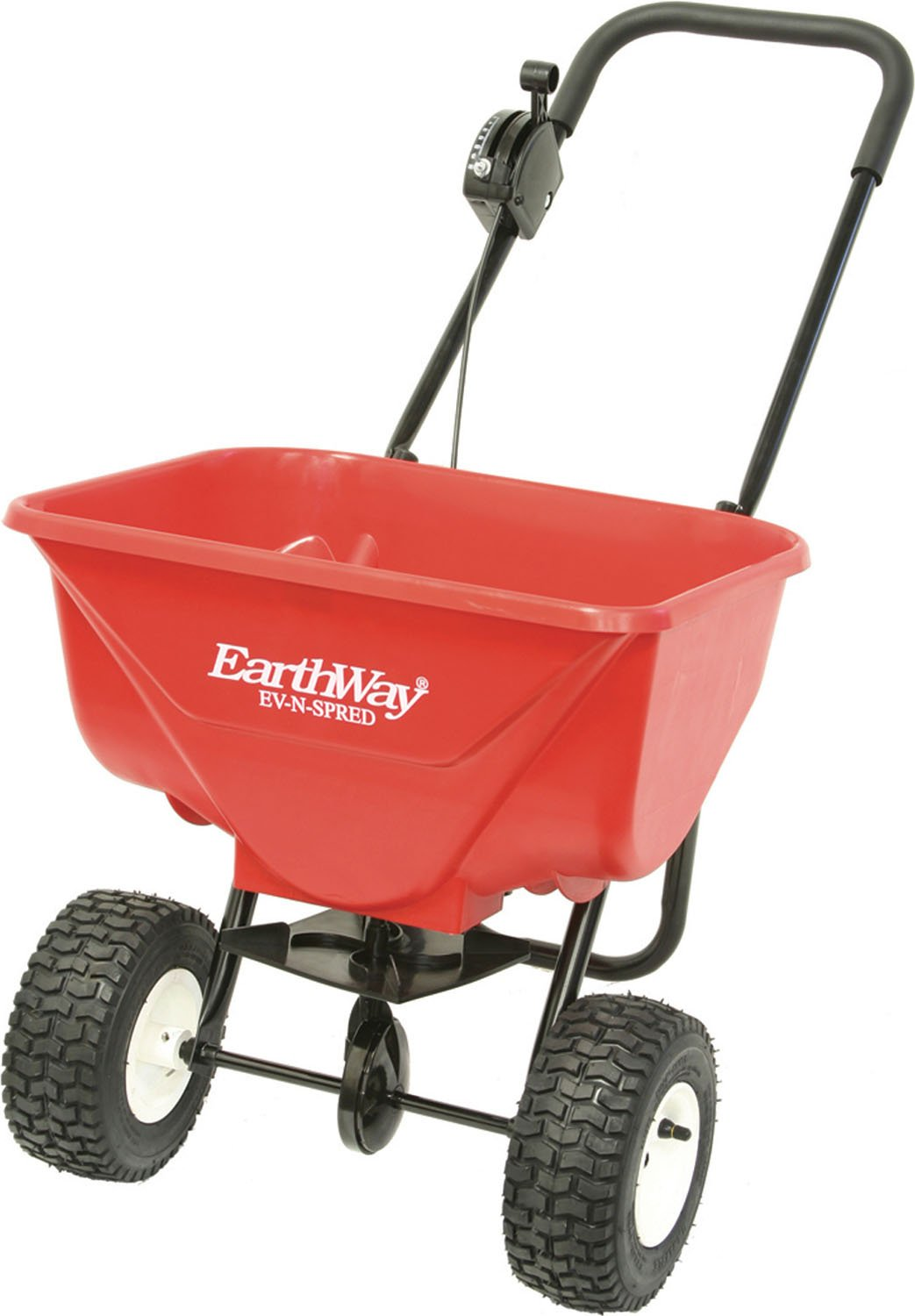 Earthway Deluxe Lawn & Garden Spreader 2030PPlus (with 9-Inch Pneumatic Wheels