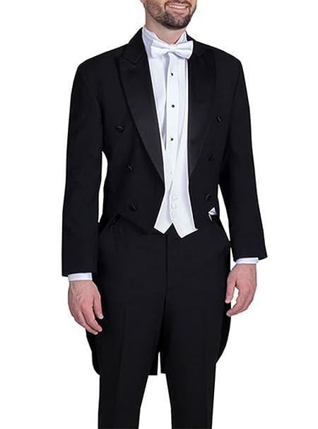 Amazon.com: Fitty lell boda trajes para hombres padrinos ...