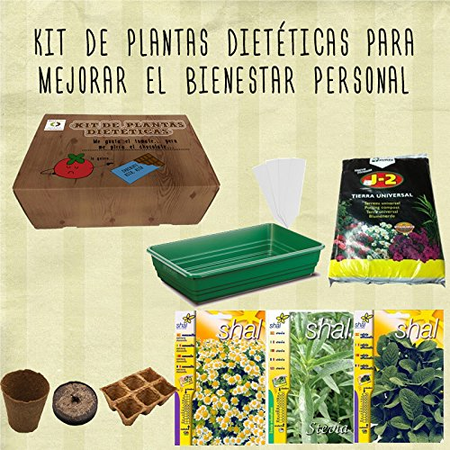 Kit de Cultivo Dietético: Amazon.es: Jardín